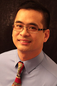 Roland Ronquillo, Accounting Coordinator