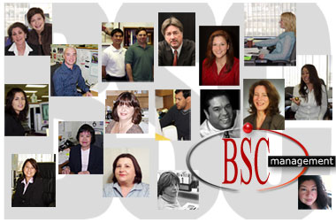 BSC Management Staff